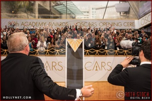 87th Annual Academy Awards® Pre-Show on the Red Carpet