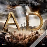Official A.D. The Bible Continues Wall Calendar