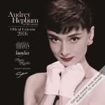 Official Audrey Hepburn Wall Calendar