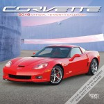 Official Corvette Wall Calendar