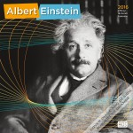Official Einstein Wall Calendar