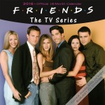 Official Friends Wall Calendar