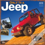 Official Jeep Wall Calendar