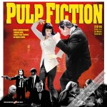 Official Pulp Fiction Wall Calendar
