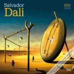 Official Salvador Dali Wall Calendar