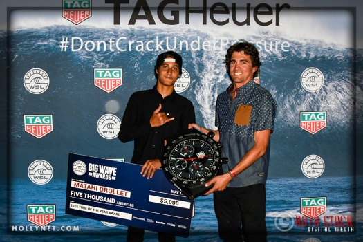 TAG Heuer Big Surf Event Activation