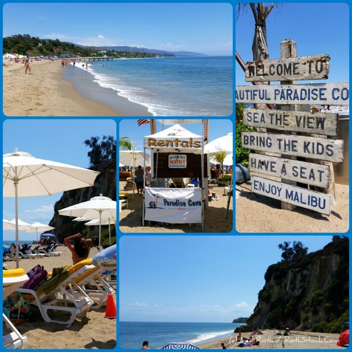 Paradise Cove, Malibu, California