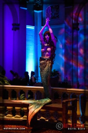 Mermaid Jennifer Elizabeth of Sheroes Entertainment