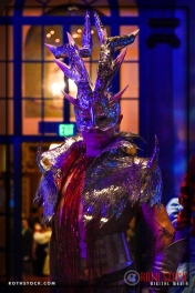 Yevgen Ivanov attends the 18th Annual Labyrinth of Jareth Masquerade Ball