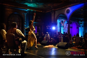 Belly Dancers perform at the 18th Annual Labyrinth of Jareth Masquerade Ball