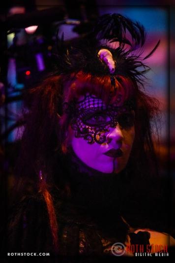 Jennifer Addams attends the 18th Annual Labyrinth Of Jareth Masquerade Ball