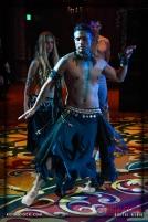 Dancer Jack Laflin Performs at the 18th Annual Labyrinth Of Jareth Masquerade Ball