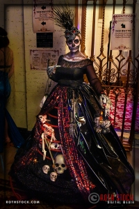 Photographer Catherine Madinger attends the 18th Annual Labyrinth of Jareth Masquerade Ball