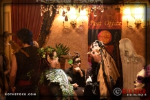"The ""Post Office"" at the 18th Annual Labyrinth Of Jareth Masquerade Ball"