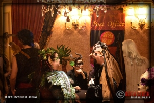 """The """"Post Office"""" at the 18th Annual Labyrinth Of Jareth Masquerade Ball"""