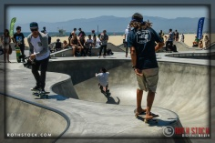 """Cameraman Sean Newhouse at Life Rolls On """"They Will SKATE Again"""""""