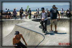 """Cameraman Sean Newhouse filming Andrew Hale at Life Rolls On """"They Will SKATE Again"""""""