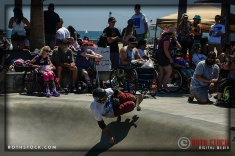"Jesse Swalley performs at Life Rolls On ""They Will SKATE Again"""