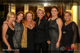 The California Golden Girls attend the TAG Heuer Big Surf Event Activation at WSL Big Wave Awards