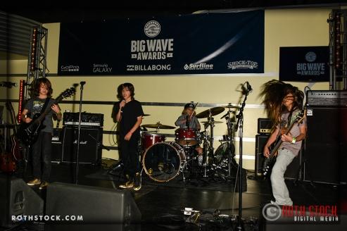 TAG Heuer Big Surf Event Activation at WSL Big Wave Awards