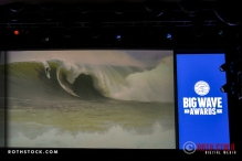 TAG Heuer Big Surf Event Activation at WSL Big Wave Awards