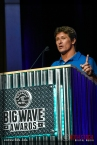 Co-host of the TAG Heuer Big Surf Event Activation at WSL Big Wave Awards