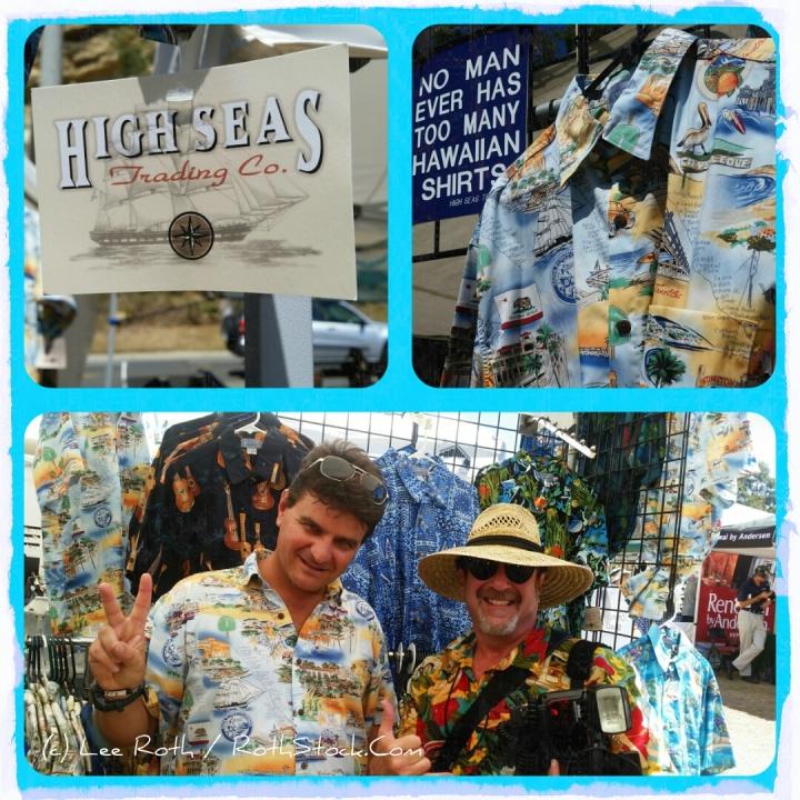 Because No Man Ever Has Too Many Hawaiian Shirts