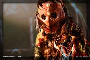 Rachel Noel portrays a mischievous Zundri
