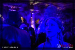 Sydney Stechmann attends the 18th Annual Labyrinth Of Jareth Masquerade Ball