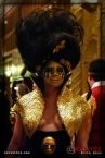 Ave Rose attends the 18th Annual Labyrinth Of Jareth Masquerade Ball