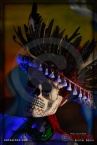 Winner of Best Contemporary Altar at Dia De Los Muertos - Shamanic Visions of the Huichol