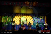 Huichol Musical perform at Dia De Los Muertos LA