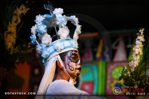 Grupo de Danza Nayare performs at Dia De Los Muertos - Shamanic Visions of the Huichol