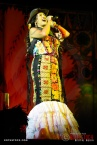 Singer/songwriter Lila Downs performs at Dia De Los Muertos - Shamanic Visions of the Huichol