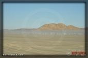 Arriving at El Mirage