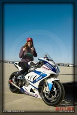 7X Land Speed Record Holder Valerie Thompson