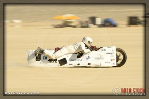 Rider: Mason Perry, Bi-motofab M. Perry, 119.449 mph