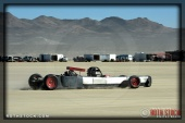 Driver: Alan Taylor, Taylor and Winson, 132.829 mph