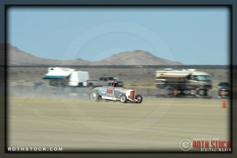 Driver: Chick Huntimer, Salt Circus, 139.105 mph