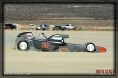 Driver: Brian King, King Family Racing, 190.412 mph