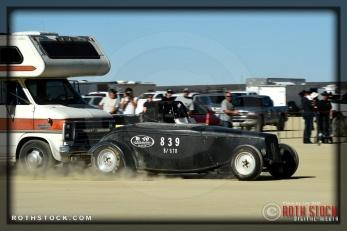 Driver: Pat Blevins, 177.63 mph