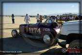 Driver: David Basham, 3-D Racing, 82.185 mph