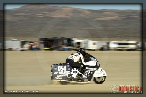 Rider: Chris Bridgewater, Bridgewater Racing, 177.875 mph