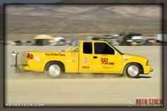 Driver: Charles Burns, Burns Brothers Racing, 148.075 mph