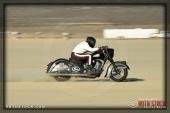 Rider: Chet Michaelson, Geranimo, 125.947 mph