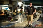 Driver/Owner Jeff Stewart of Stewart Family Racing