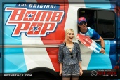 "Bomb Pop ""Behind the Scenes"" / Social Media Event"