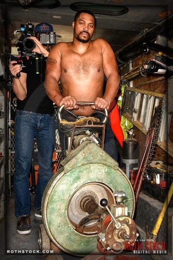 Leonard Redway - LA's Sexiest Plumbers