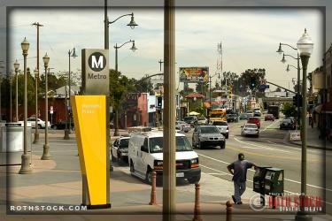 Mariachi Plaza Metro Station