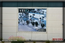 Velo Sports Center Artwork
